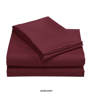 1800 TC Series 4 Piece Egyptian Comfort Sheet- $35 with Free Shipping