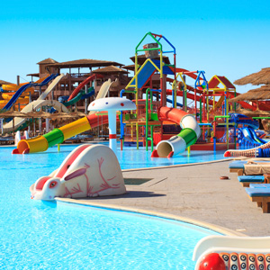 2 Tickets to Choice of 10 Water Parks with 2 Nights' Hotel Accommodations